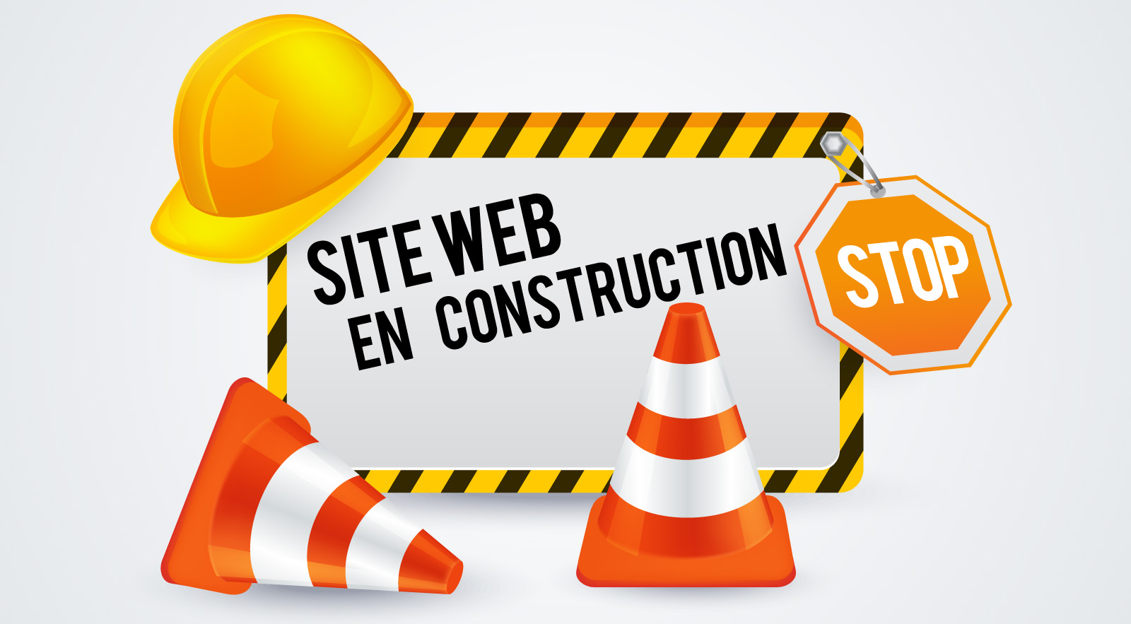 Groupe palladior site web en construction