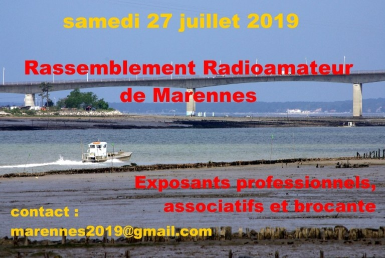 Marennes 2019